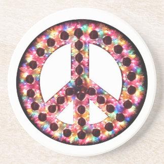 5-Color Peace Coaster