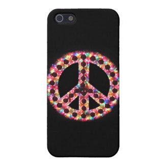 5-Color Peace IPhone 4 Case