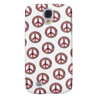 5-Color Peace Tiled IPhone 3 Case