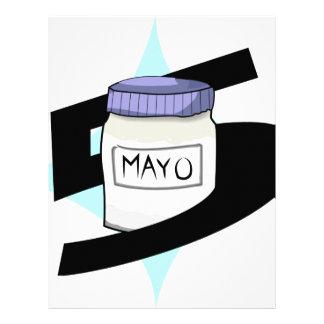 5 de mayo letterhead