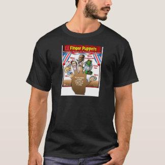 5 Democrat Finger Puppets T-Shirt