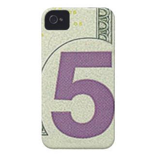 5 Dollar Bill Blackberry Bold Case