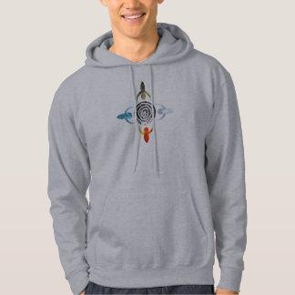 5 Elements (hoodie - unisex) Hoodie
