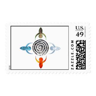 5 Elements Postage