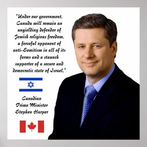 #5 - En Israel y antisemitismo Poster