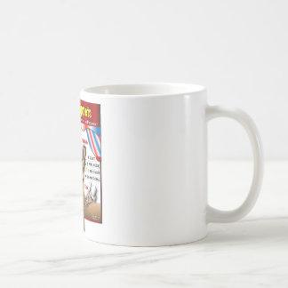 5 GOP Finger Puppets Coffee Mug