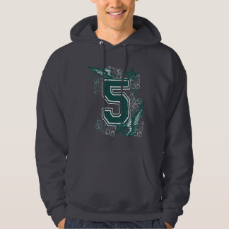 5 Graphic Phil Hoodie