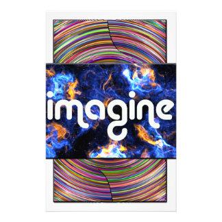5 imagine stationery