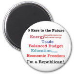 5 Keys to the Future Magnet