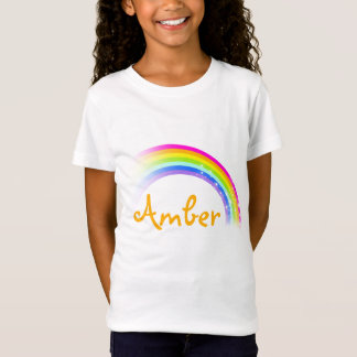 5 letter name rainbow amber girls top