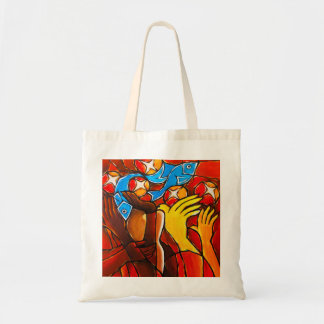 5 Loaves 2 Fishes Tote Bag