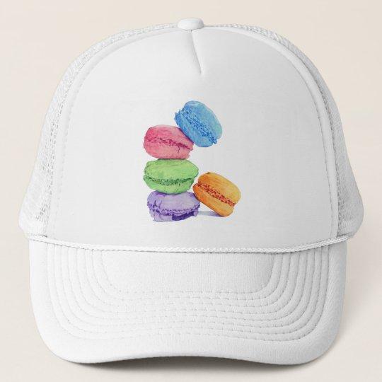 5 Macarons Hat