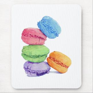 5 Macarons Mousepad