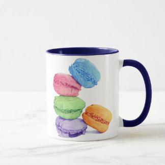 5 Macarons Mug