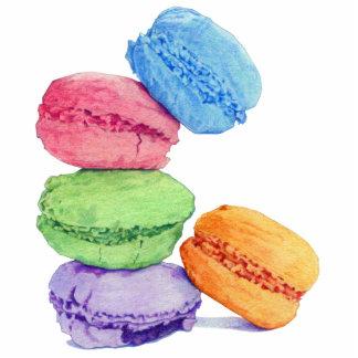 5 Macarons Photo Sculpture