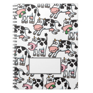 5 Minute Doodle Cow Journal