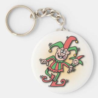 5 Minute Doodles Joker keychain