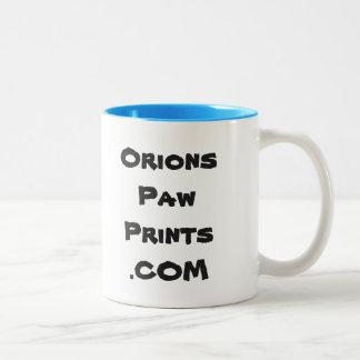 5 more minutes... Two-Tone coffee mug
