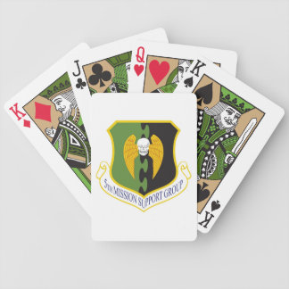 5 MSG Playing Cards