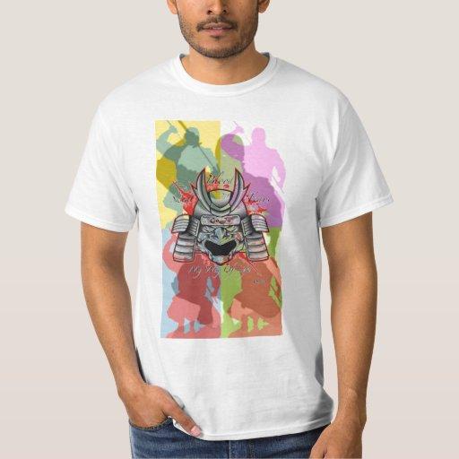 5 Ninja Strong Shirt