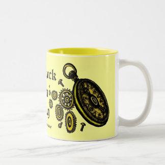 5 o clock English tea party mug