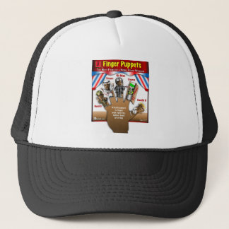 5 Obama Peace Warrior Trucker Hat