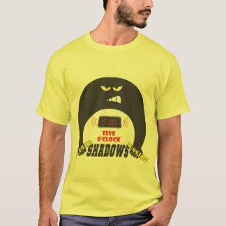 5 OClock Shadows T-Shirt