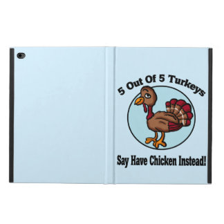 5 out of 5 Turkeys Design Powis iPad Air 2 Case