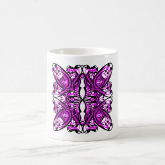 5 Pink Alternate Transparent Mug