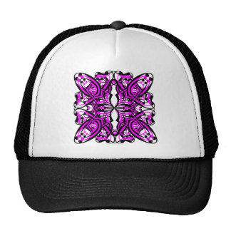5 Pink Alternate Transparent Trucker Hat