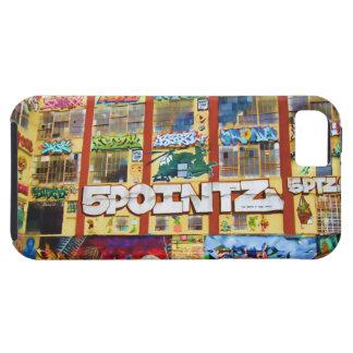 5 POINTZ iPhone SE/5/5s CASE