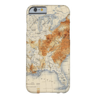 5 Population 1820 Barely There iPhone 6 Case