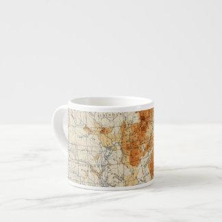 5 Population 1820 Espresso Cup