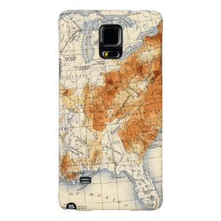 5 Population 1820 Galaxy Note 4 Case