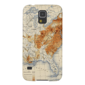 5 Population 1820 Galaxy S5 Cover