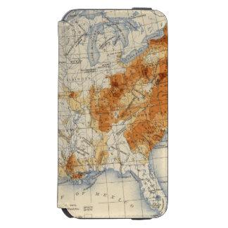 5 Population 1820 iPhone 6/6s Wallet Case