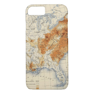 5 Population 1820 iPhone 7 Case