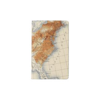 5 Population 1820 Pocket Notebook Cover