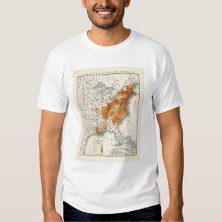 5 Population 1820 T-Shirt