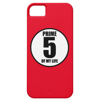 5 - prime of my life iPhone SE/5/5s case