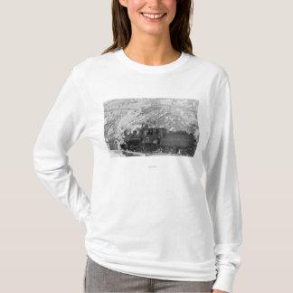 #5 Railroad Engine Colorado & Southern T-Shirt