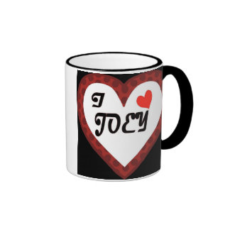 5 RINGER COFFEE MUG
