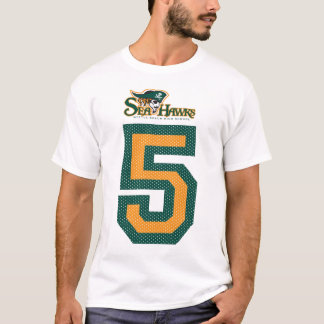 #5 Seahawk Jersey T-Shirt