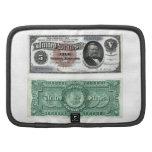 $5 series 1886 del certificado de plata del billet planificadores