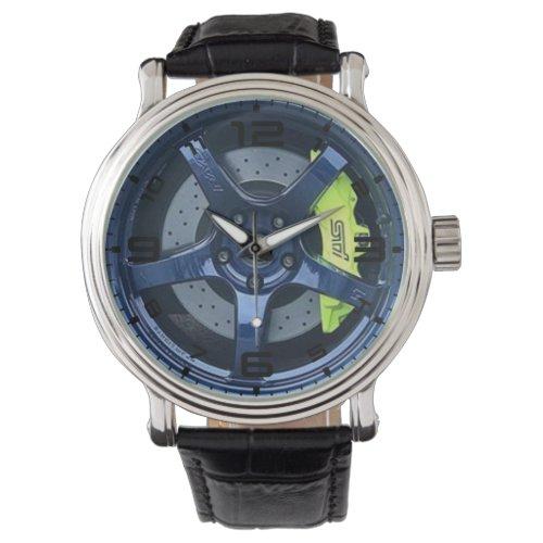 5 Spoke Wheel Subaru Watch