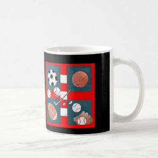5 Sports Mug