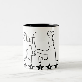 5 Star Chef Coffee mug great gift for the cook