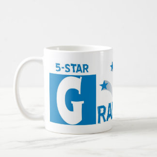 5-Star Grandfather© Coffee Mug
