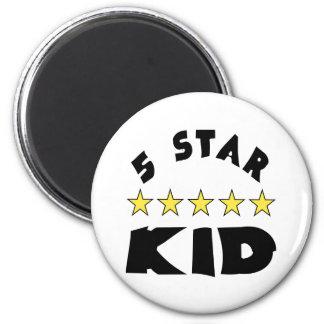 5 Star Kid Magnet