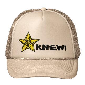 """""""5 Star Lightning"""" Trucker hat"""